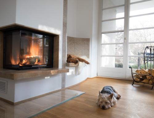 Neues Modul für Fussbodenheizung und Kaminofen — Endlich kein ausgekühlter Fußboden mehr!