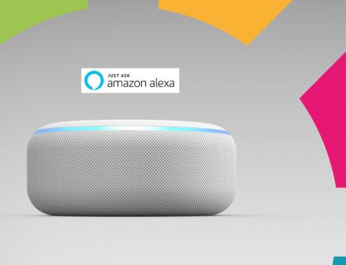 Alexa-Skill für Controme. Erstmals mit Alexa alle Räume gleichzeitig ansteuern
